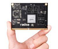Rock2 - druga generacja modułu SoM z Rockchip RK3288 od Radxa