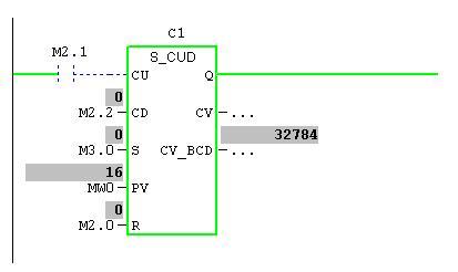 Step 7 i prosty program z licznikiem