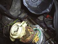 C16NZ Vectra A przerywa przy stalych obrotach LPG