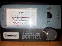 Antena LEMM AT 1200 - wysoki SWR powyżej 3 ,nie reaguje na strojenie