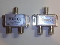 Rozdzielony sygnał i słaby odbiór niektórych kanałów.