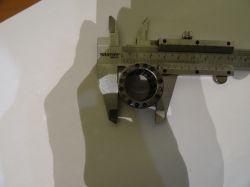 - Angielska maszyna, trudności ze znalezieniem łożysk igiełkowych