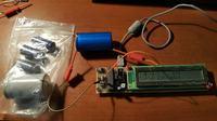 Warsztatowy tester elementów na ATmega328