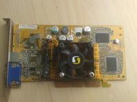[Sprzedam] Karta graficzna Geforce MX440 za 10 z�....