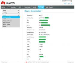 Wykonywanie połączeń głosowych w 3G przez modem E3372/h2 HiLink