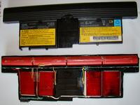 Bateria IBM X41T Tablet PC [FRU P/N 92P1085 ; P/N 92P1084]