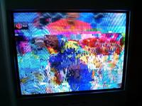 Telewizor Thomson 25DC182 - rozmyty obraz