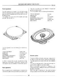 Alpine cde 9870r - wyłacza sie po wymianie głośników