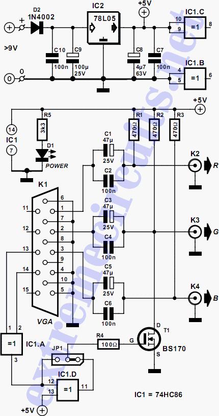 Монитор bnc 2