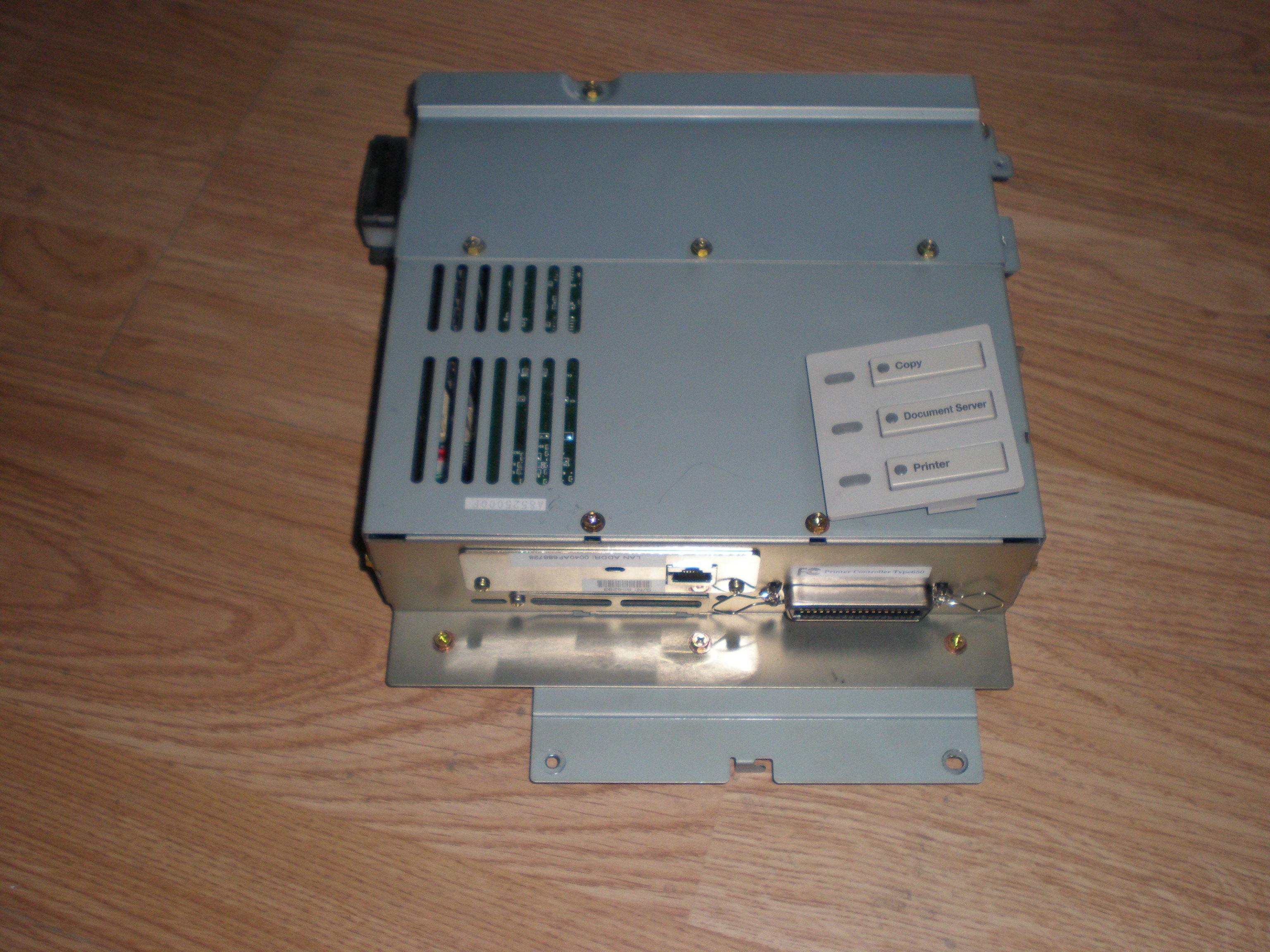 [Sprzedam] printer, fax, zasilacz, printer, pod��czenie do Ricoh, Toshiba, Canon