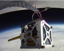 NASA wystrzeli w kosmos smartfony
