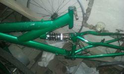 Jaki rower miał taka ramę ?