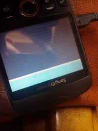 Sony Ericsson ck13i  - Jak sprawdzi�dzia�anie telefonu bez Lcd