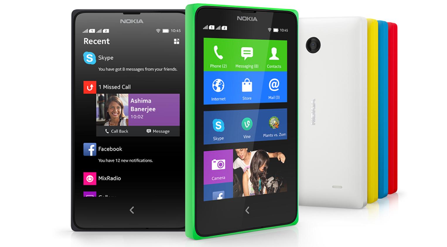 Microsoft wycofuje z oferty seri� telefon�w Nokia X