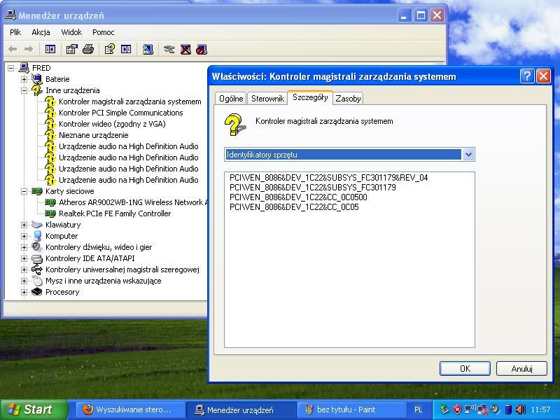 Pci Ven 8086 Dev 1c22 Subsys 1c221849 Rev 05 скачать драйвер - фото 5