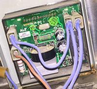 kuchenka Indesit K3T76S(X)/U Elite - nie działa piekarnik i wyświetlacz