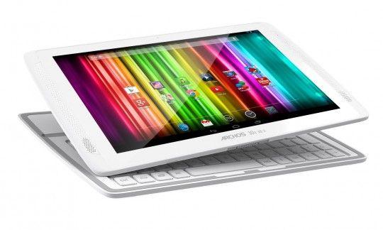 """Archos 101 XS 2 - tablet z 10,1"""" ekranem, klawiatur� i OfficeSuite Pro 6"""