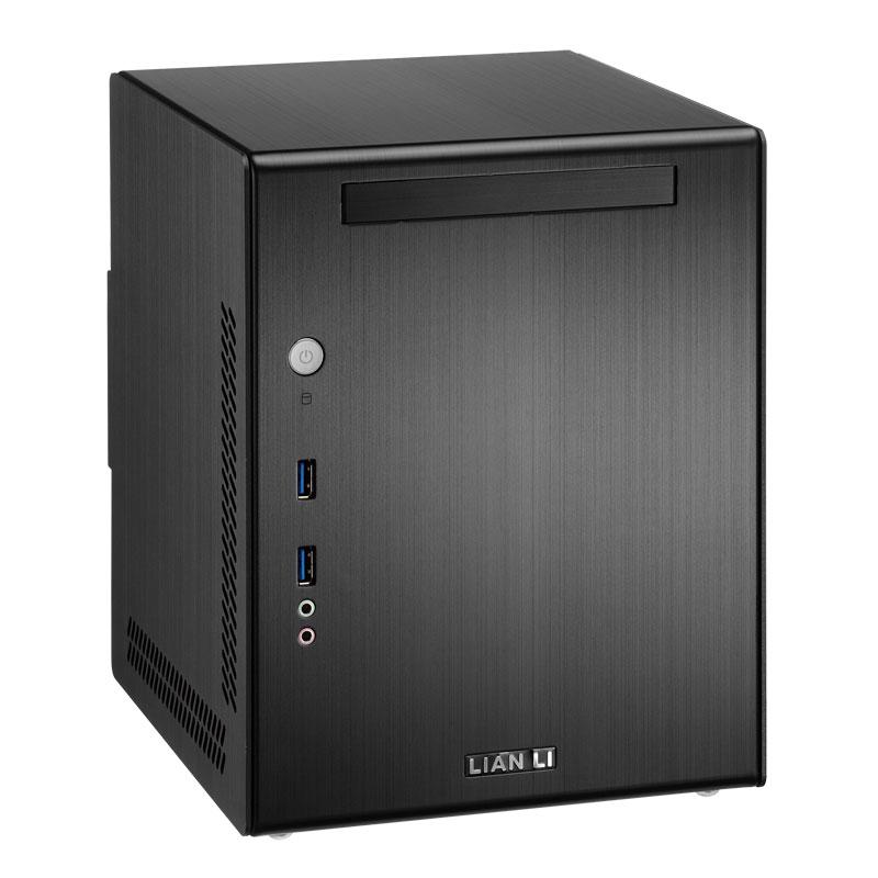 Lian Li PC-Q03 - kompaktowa obudowa Mini-ITX