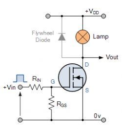 Zwiększenie natężenia prądu w oświetleniu led przy zachowaniu napięcia