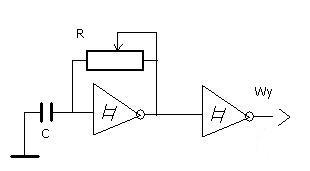 Regulowany generator przebiegu prostokątnego 1-200000Hz