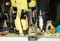 Tagan model: TG330-U01-uszkodzenie strony pierwotnej naprawa