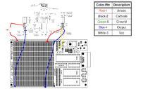 Jak podłączyć transoptor szczelinowy do Dsm51-PPL