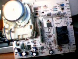 Pralka Whirlpool AWM6081 - uszkodzony programator