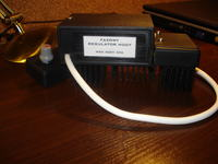 Fazowy regulator mocy do transformatorów