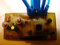 Technics ST-610L przestrojenie