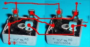 Prostownik 6 - 12 - 18 -24V - Brak napięcia wyjściowego.