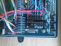 Kontroler I2C wyświetlacza na sterowniku T6963C