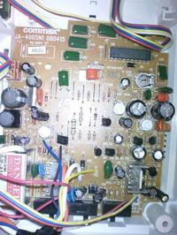 Videofon COMMAX DPV 4HP zasilacz