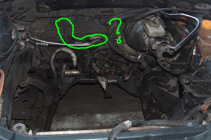 Genialny Opel Vectra 2.0 schemat układu podciśnienia - elektroda.pl FM13