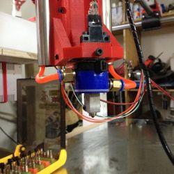 Chłodzona wodą głowica drukarki 3D