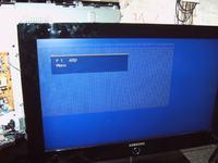 TV LCD Samsung LE32N71B - Zak��cenia na matrycy.