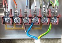 Elektrolux EKI54550ox - podłączenie kuchni indukcyjnej