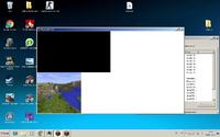 Minecraft - błąd obrazu? Hp Compaq 6720s