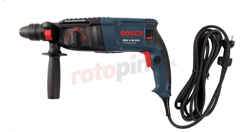 Sprzedam m�otowiertark� Bosch GBH 2-26 DFR