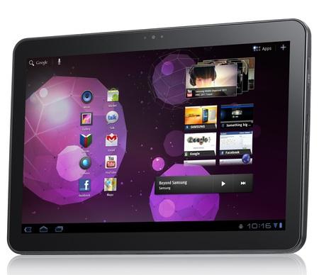 Samsung Galaxy Tab 10.1 z systemem Android