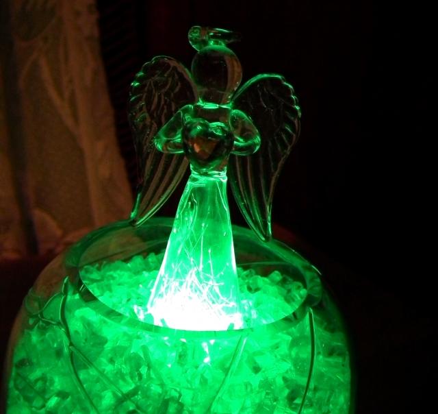 �wi�teczna Lampka RGB - prezent gwiazdkowy