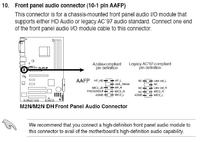 pod��czenie Front Panel Audio do p�yty Asus M2N