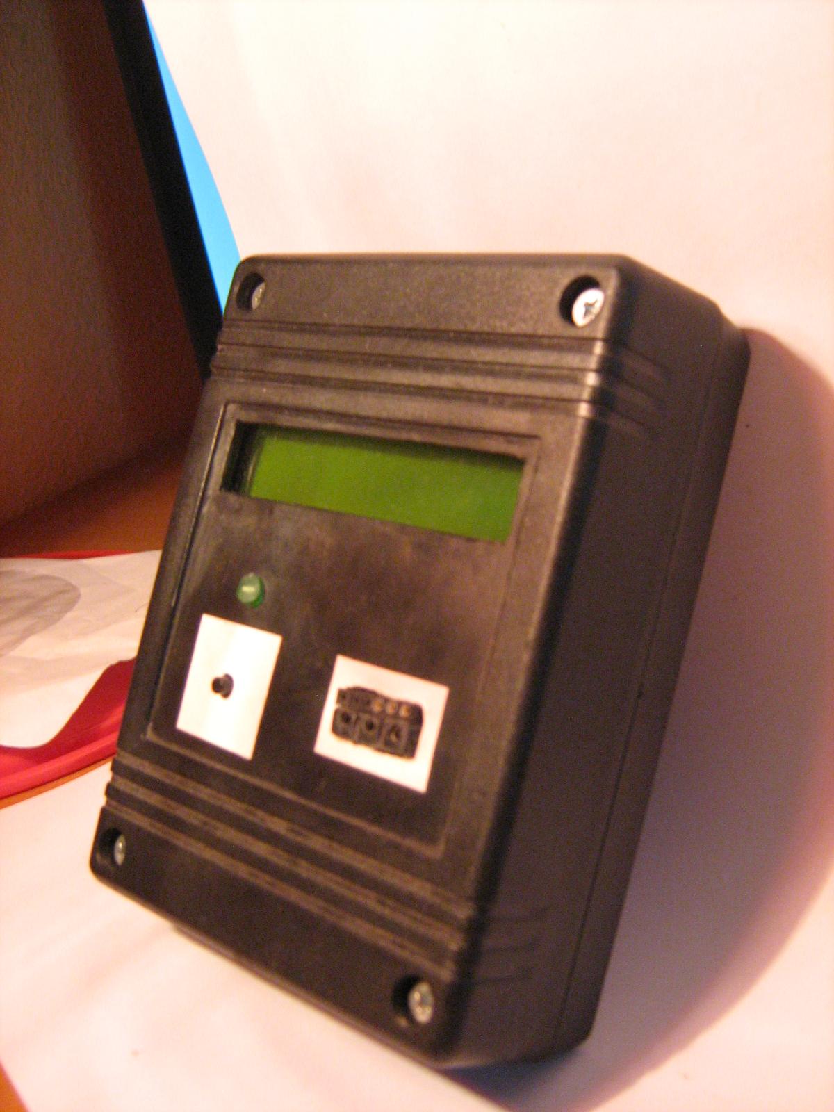 Tester podzespo��w elektronicznych