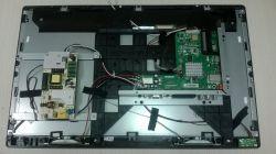 TV Sencor SLE 22F51M4 - Brak wizji na konkretnych 3 kanałach.