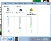 Asrock 970 Pro3 R 2.0 - Brak d�wi�ku, wtyczka (jack) podpi�ta