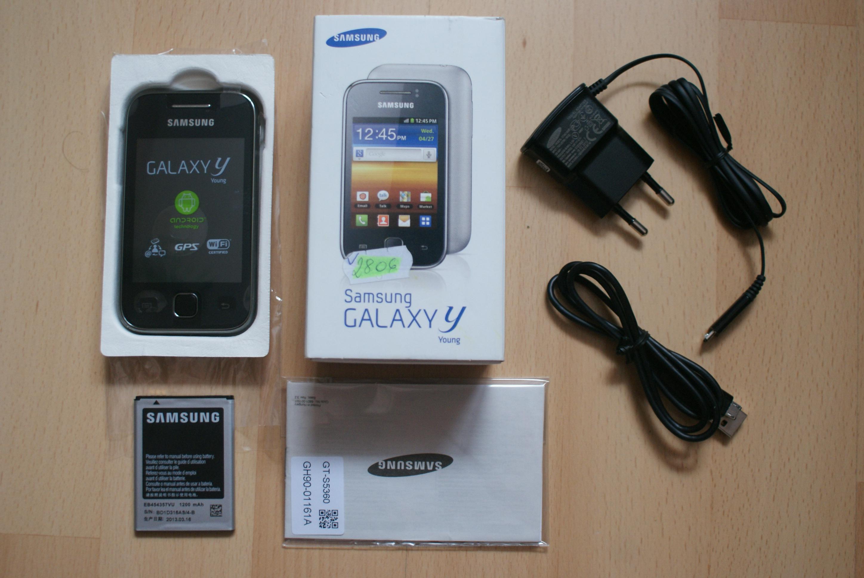 [Sprzedam] sprzedam smartfona Samsung Galaxy Y