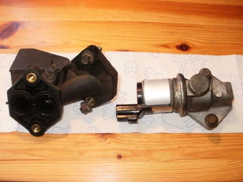 Fiesta Mk4 - Gazownik nie może połączyć się ze sterownikiem STAG-300