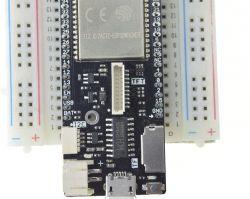 LOLIN D32 Pro - płytka prototypowa z ESP32 i obsługą ekranów TFT