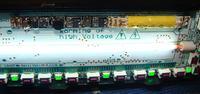Alpine cda-7852 Nie podświetla. Jak sprawdzić przetwornicę