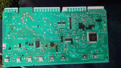 Zmywarka Siemens SE35593/13 panel sterowania nie reaguje