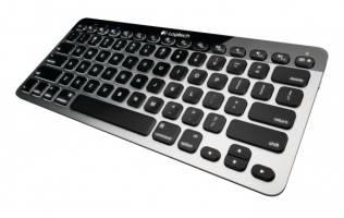 Logitech przedstawia klawiatur� i trackpad Bluetooth do urz�dze� Apple'a